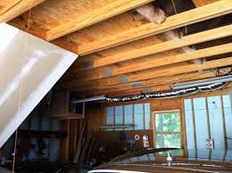 thread office above garage floor not insulated would help