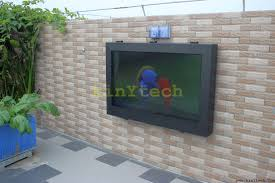 outdoor tv mount from kinytech china outdoor tv cabinet outdoor