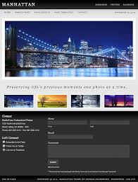 best photography wordpress themes for photographers dobeweb