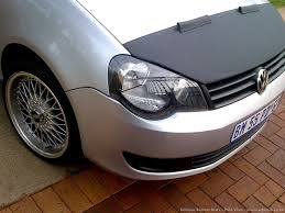volkswagen polo headlights modified xclusivmodz clients cars