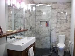 Wallpapered Bathrooms Ideas Graceful Master Bathroom Wall Decorating Ideas Brown Ceramic Wall