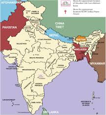 Punjab India Map by India Map U2013 Our Map Seapc