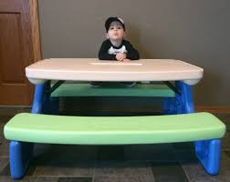 indoor picnic table the black portable wake forest demon