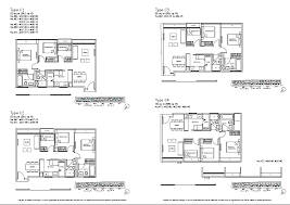 Northpark Residences Floor Plan by Rv Residences Paulng Property