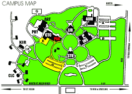 Phoenix College Campus Map by Directions Concerts In Northern Michigan Kirtland Center For