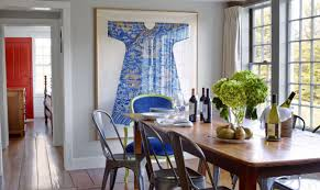 Blue And Yellow Home Decor by Dining Room Laudable Blue And Yellow Dining Room Ideas