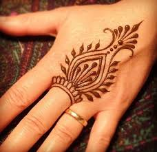 60 simple henna designs to try at least once henna