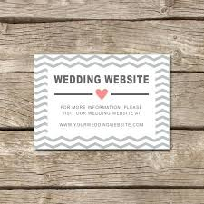 wedding website registry wedding website invitation insert zoolook me