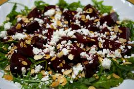 Ina Garten Greek Salad Balsamic Roasted Beet Salad The Storm Brewing