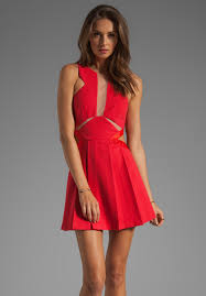revolve dresses floor look see dress in poppy at revolve clothing free shipping