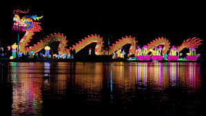 lunar new year lanterns lanterns festival lights up las vegas and will celebrate new