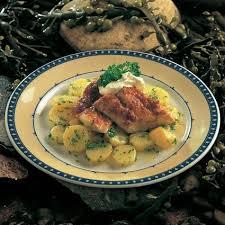 cuisiner le lieu noir recette filet de lieu noir de norvège au four sauce barbecue