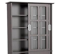 dvd cabinets with glass doors vanity media storage cabinet with glass doors image collections on