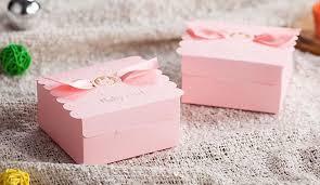 baby shower favor boxes 50pcs set baby shower favor boxes baby shower gift bags candy