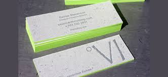slim business cards 10 reasons why your business card the sherwood