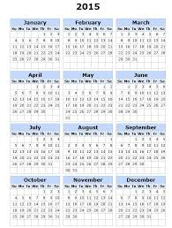 printable calendar year 2015 photo calendar 2015 aztec online