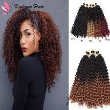 natural crochet hair 2018 afro braid hair extensions kinky curly bulk twist crochet