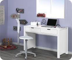 chambre enfant com bureau enfant blanc achat vente bureau chambre enfant com