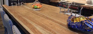 hickory kitchen island hickory kitchen countertops j aaron