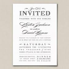 wedding invitations text rectangle white black elegance wording