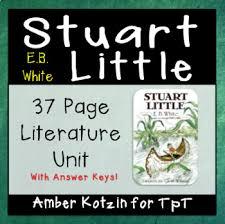 stuart literature guide common core aligned amber kotzin