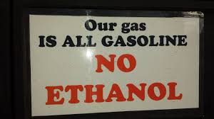 why ethanol free gas is more popular than e85