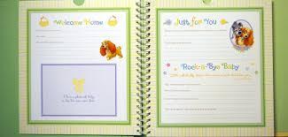 baby 1st year book disney memory keeper album baby s year 24