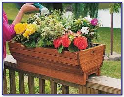 deck planter box ideas decks home decorating ideas g42k85awl8