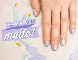 nail klub homemade matte polish for a frosty finish