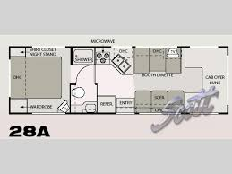 floor plans chateau sprinter 24ws chateau rv floor plans crtable