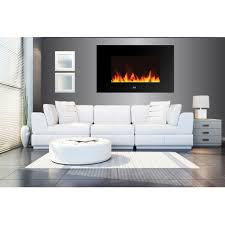 warm house wlvf 10343 venice horizontal wall mounted led fireplace