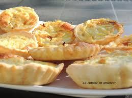 tarte tatin cuisine az la cuisine en de maryline mini tarte à l oignon avec la