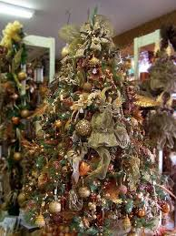 Christmas Tree Ribbon Decorating Christmas Tree Decorating Ideas With Ribbon