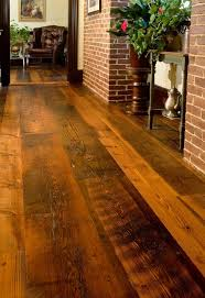 beautiful wide plank distressed hardwood flooring with 4 ways to