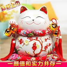 aliexpress buy fortune cat ornaments ceramics japanese style