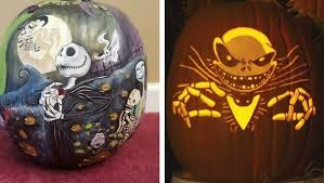 Pumpkin Carving Meme - 24 nightmare before christmas pumpkin carving pictures to make you