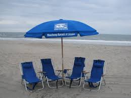 Beach Chair Umbrella Set Beachway Rentals And Services Llc Ocean Isle Beach Nc