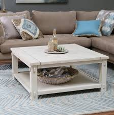 square cottage coffee table cottage white square coffee table coffee table design square