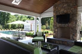 the difference between outdoor living and living outdoors