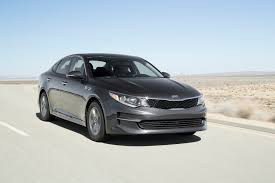 2016 Kia Optima Lx 1 6t First Test Review Motor Trend