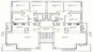 4 bed bungalow house plans