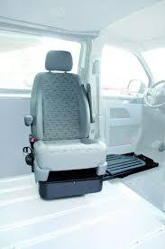 siege pivotant fourgon siège à six pour le transfert de la personne à mobilité