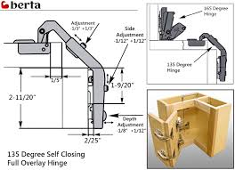 corner kitchen cabinet hinges 2 pairs folding door hinges combination with screws 135