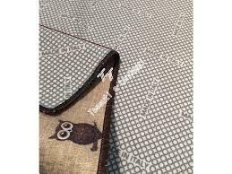 tappeto in microfibra tappeto cucina il gufo caffe