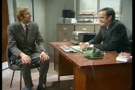 monty python silly job interview sketch video dailymotion