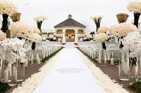 petal aisle runner flower petal aisle runners for your wedding