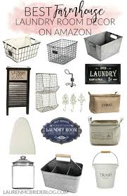 Laundry Room Decor And Accessories Home Best Farmhouse Laundry Room Decor On Mcbride
