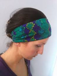 athletic headbands diy festive fitness headband crafthubs
