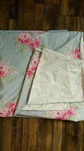 Simply Shabby Chic Blanket by Simply Shabby Chic Ruched Blue Duvet Cover Set Twin Bedding
