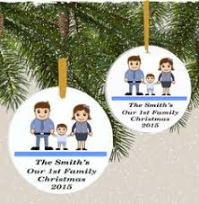 Personalized Ornaments Wedding Ornament 30 Grooms Gift To Parents Wedding Gift Family Ornament